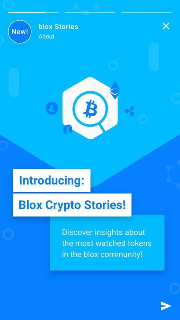Blox.io, blockchain