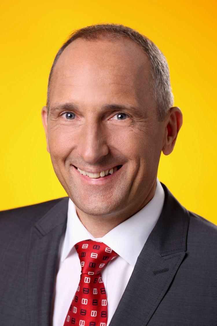 Adrian Hasler, Prime Minister of Liechtenstein
