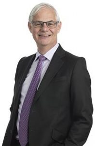 Andy Green, Chairman of IG Group