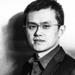 Changpeng Zhao, CEO & Co-Founder of Binance