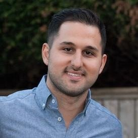 Darius Eghdami, CEO of FansUnite