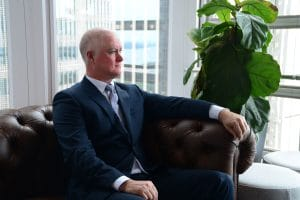 Gavin White, CEO of Invast Global and Global Head of Strategic Relationships at Invast Securities