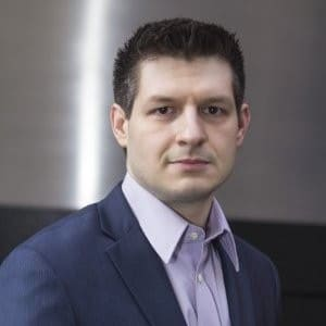 Joe Ventura, CTO and co-founder at AlphaPoint