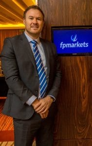 Matthew Murphie, CEO and Managing Director at FP Markets