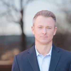 Steven Swain, former CFO at DISH