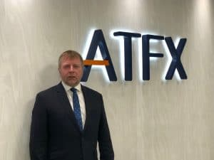Steven Woodcock, head of risk management at ATFX UK