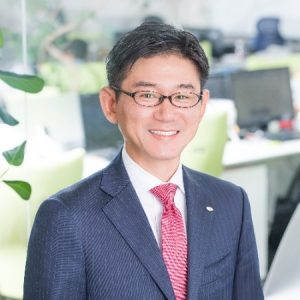 Takeshi Kawaji, President and CEO of Invast Securities Co., Ltd