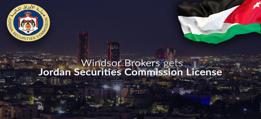 Windsor Brokers receives a license from the Jordan Securities Commission (JSC)