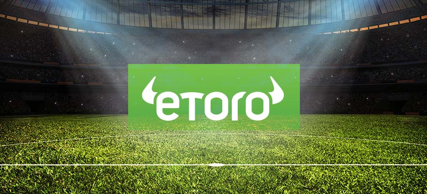 eToro Football Sponsorship