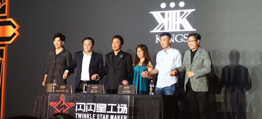 """""""KINGS ASIA"""" Becomes Incorporated in Hong Kong"""