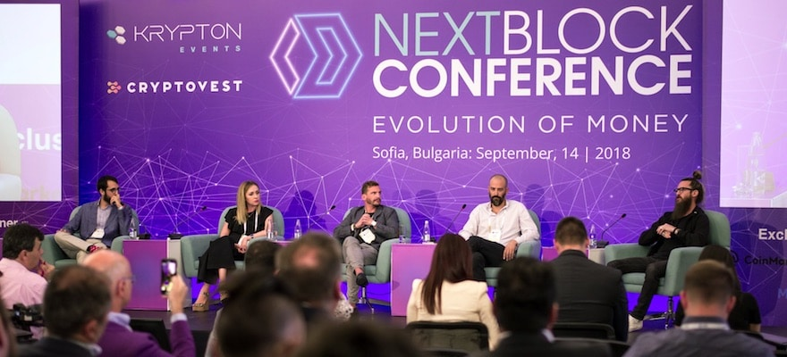 Find Out What You Missed at NEXT BLOCK Blockchain Conference Sofia