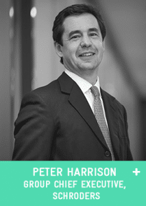 Peter Harrison, the Investment Association, IA