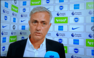 etoro, jose mourinho, sports sponsorship