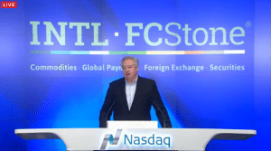 Sean O'Connor, INTL FCStone CEO
