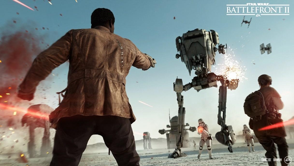 Star Wars, gaming, blockchain