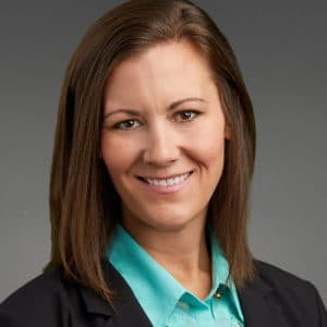 Alli Brennan, Chief of Staff, CQG