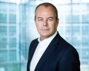 David Craig, CEO of Refinitiv, Thomson Reuters