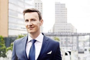 Jens Chrzanowski, Admiral Markets Group AS