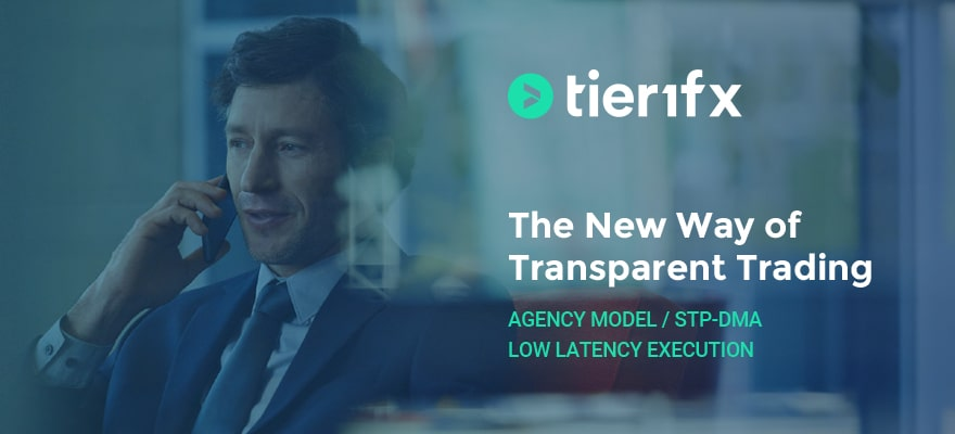 The New Way of Transparent Trading with Tier1fx