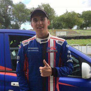 Peter Vodanovich, motorsports racer, CMC Markets