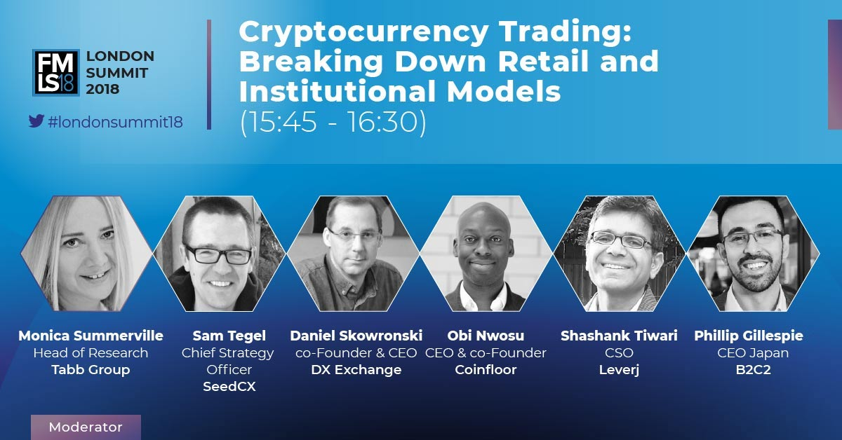 cryptocurrencies, london summit 2018