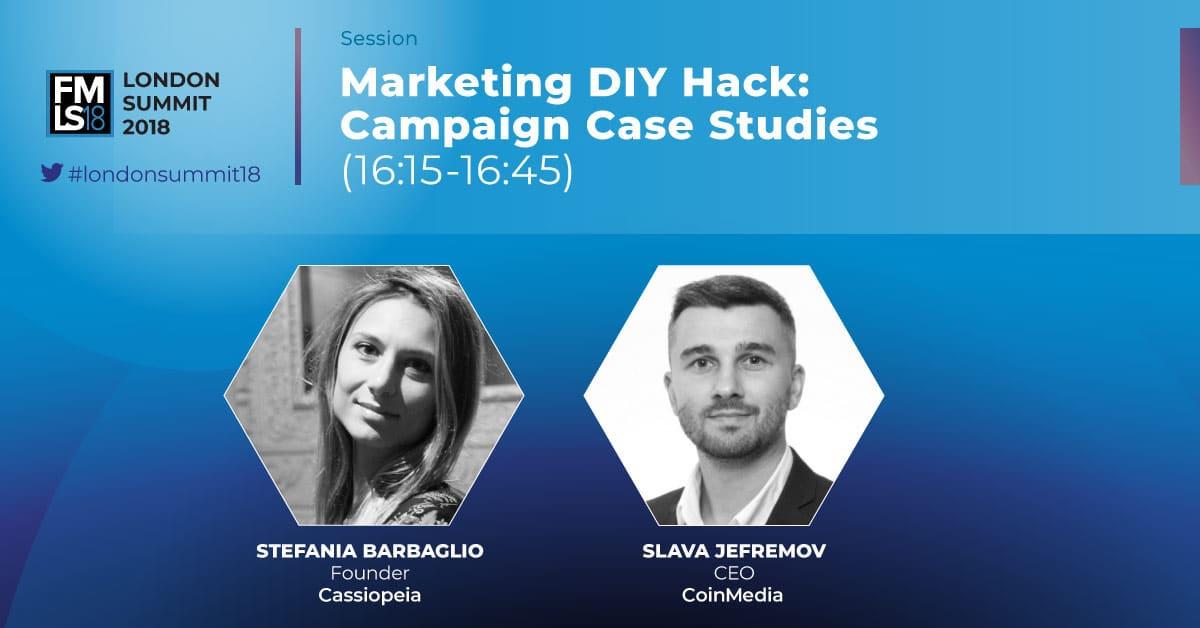 marketing, DIY, London Summit