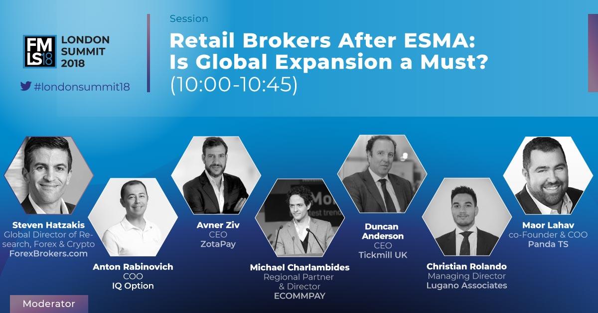 ESMA, brokers, regulation