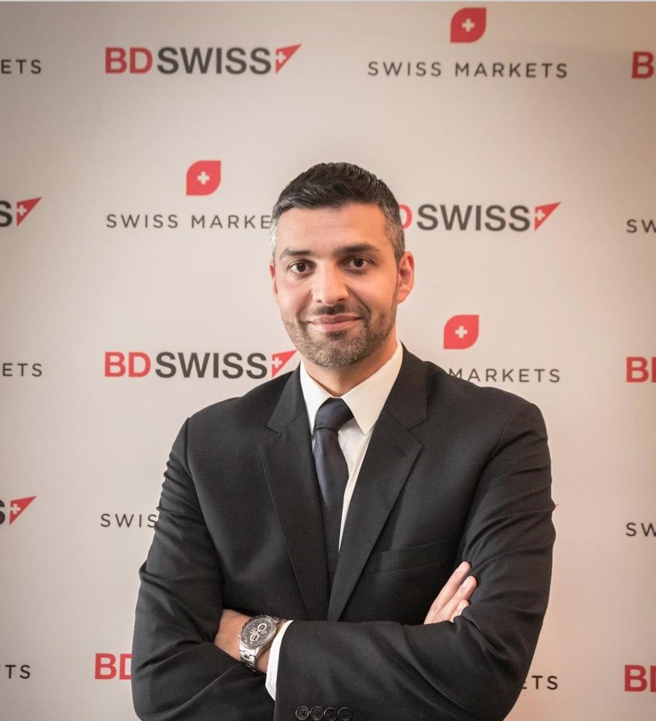 BDSwiss, swiss markets, fx