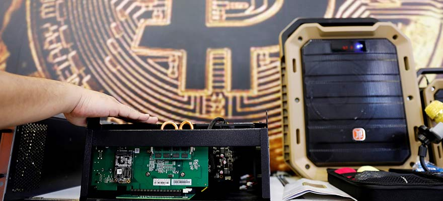 Mining Rigs <bold>Maker</bold> Ebang Launches Crypto Exchange in Q1