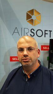 Cedric Halfon, COO Airsoft Technology