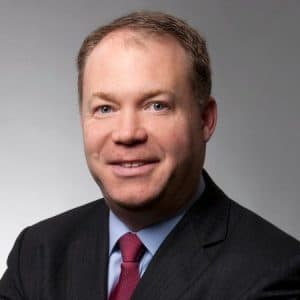 Eric Bernstein the head of asset management solutions at Broadridge