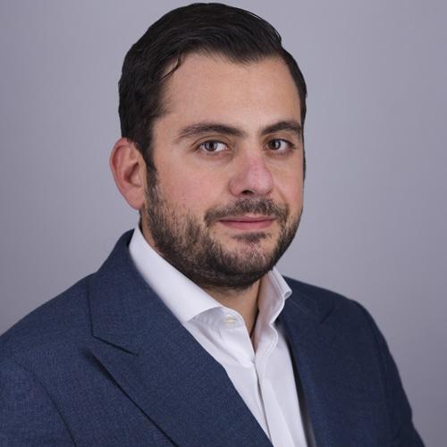 A picture of Demetrios Zamboglou