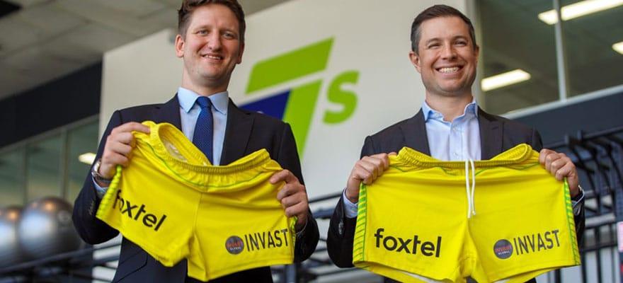 Invast global sponsorship of Qantas Australian Women's Sevens Rugby team