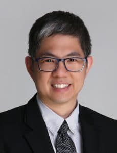 Johnson Chen, the founder and CEO of CapBridge