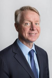 Ken Harvey, Chairman of the Board and Interim Chief Executive Officer of CLS Group