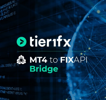 Tier1fx, Fortex Jointly Launch First-Ever MT4 to FIX API Bridge