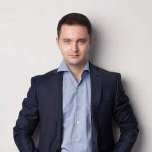 Oleg Seydak, CEO and Founder of Blackmoon