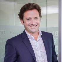 Pierre-Antoine Dusoulier the CEO and founder of iBanFirst