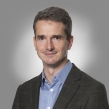 Russell Poole Managing Director of Equinix UK