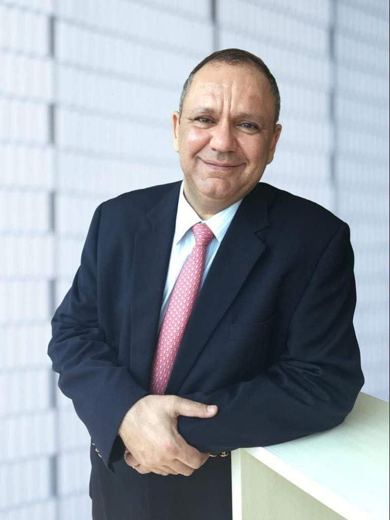 Ashraf Ebid, CEO of GMI