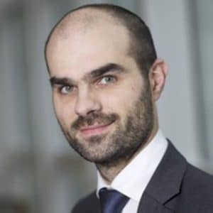 Christophe Lattuada the Global Head of Prime Services at Societe Generale