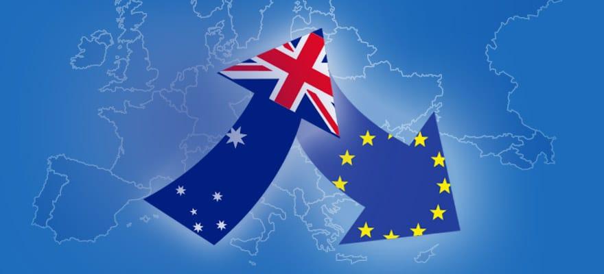 Australia forex volumes on the rise, EU volumes fall