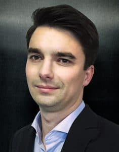 Filip Kaczmarzyk, a Member of the Board responsible for Trading at XTB