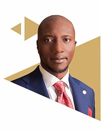 Oscar Onyema the CEO of NSE