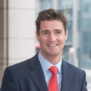 Roger Miners CMO at BNP Paribas Asset Management
