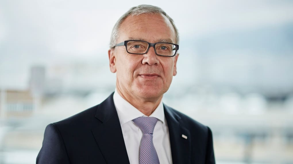 Romeo Lacher, Chairman of SIX Group