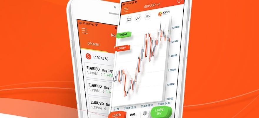 Introducing The Fxtm Trader App Finance Magnates