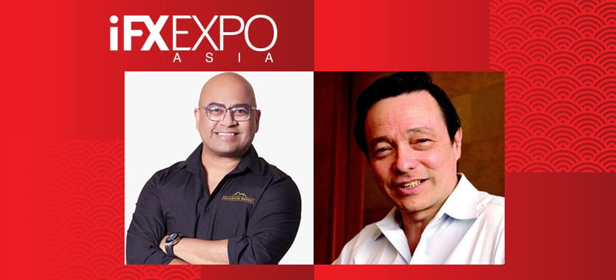iFX EXPO ASIA, mario singh, ray barros