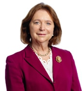 Angela Knight, non-exec director at TP ICAP
