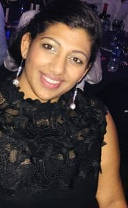 Diya Patel, the CFO of Scope Markets